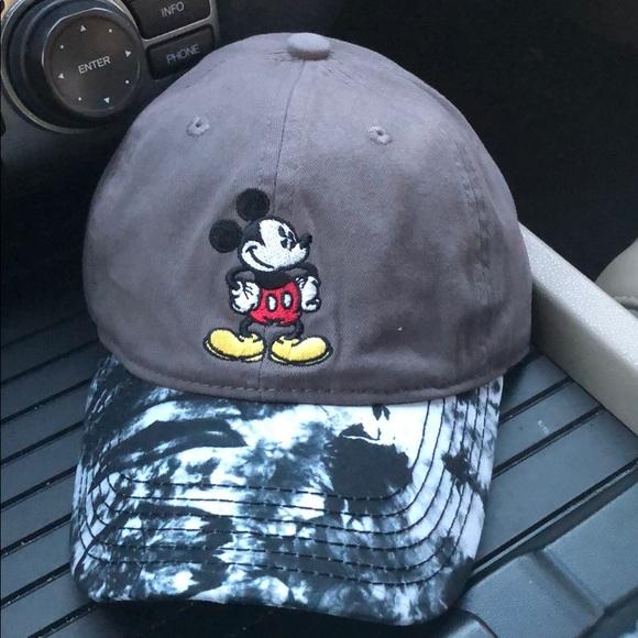 3debfa96f4e75 Mickey vintage tie dye dad hat cap new anniversary